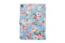 """Фирменный необычный чехол для iPad Pro 9.7 """"тематика Винтажные Розы"""""""