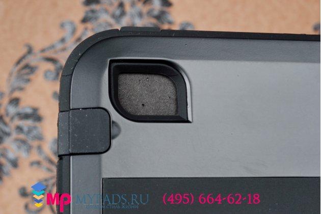 Неубиваемый водостойкий противоударный водонепроницаемый грязестойкий влагозащитный ударопрочный фирменный чехол-бампер для iPad Air 1 MD794/791/795/792785/788789796/793/987 RU/A цельно-металлический со стеклом Gorilla Glass
