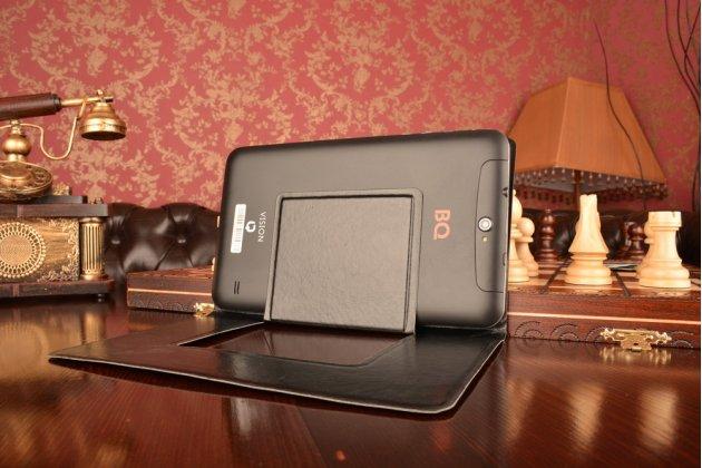 Чехол с вырезом под камеру для планшета Acer Iconia Tab W510/W511 с дизайном Smart Cover ультратонкий и лёгкий. цвет в ассортименте