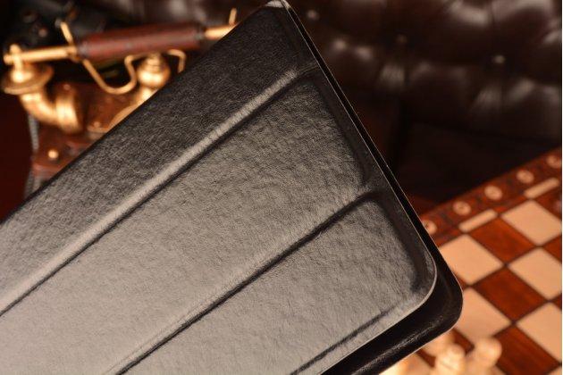 Чехол с вырезом под камеру для планшета Acer Iconia One 7 B1-780 (NT.LCJEE.004) с дизайном Smart Cover ультратонкий и лёгкий. цвет в ассортименте