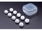 Фирменные силиконовые амбушюры-вкладыши для внутриканальныx наушников