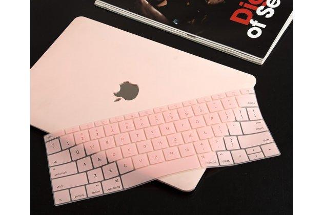 Фирменный ультра-тонкий пластиковый чехол-футляр-кейс для Apple MacBook Air 13 Early 2015 ( MJVE2 / MJVG2) 13.3 / Apple MacBook Air 13 Early 2014( MD760 / MD761) 13.3 в комплекте с накладкой для клавиш ноутбука