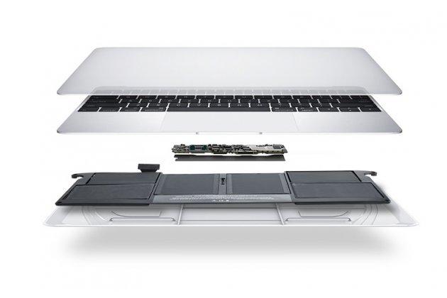 Фирменная аккумуляторная батарея 5100mAh A1495 на ноутбук Apple MacBook Air 13 Early 2015 ( MJVE2 / MJVG2) 13.3 / Apple MacBook Air 13 Early 2014( MD760 / MD761) 13.3 + инструменты для вскрытия + гарантия