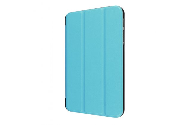 Фирменный умный чехол самый тонкий в мире для Acer Iconia One 7 B1-780 iL Sottile голубой пластиковый Италия