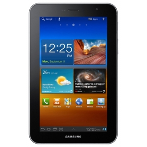 Защитная пленка для Samsung 7.0 P6200 матовая